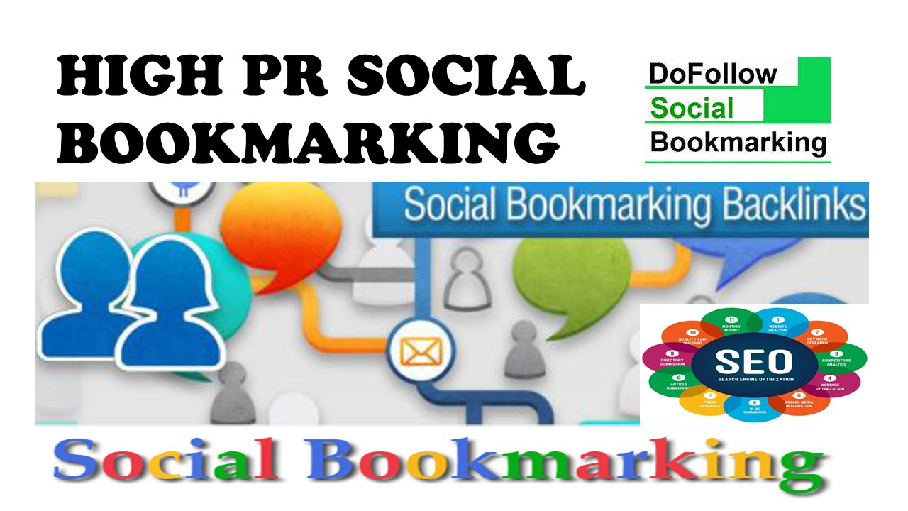 Manully 10 Top Social Bookmarking sites PR9, PR8, PR7 - With report of social Bookmarking