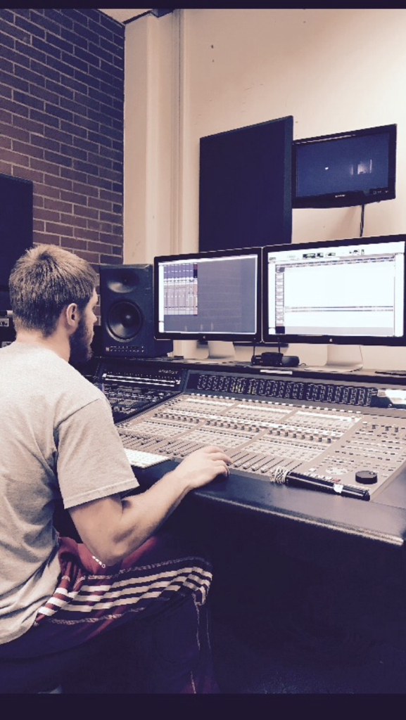professionally mix and master your song or album