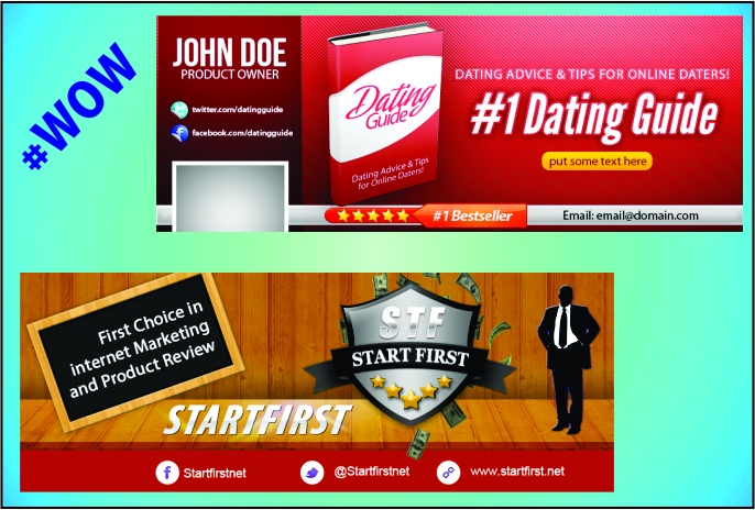 do Professional Facebook Cover or YouTube Banner or Website Banner or Twitter Banner or Google Banner or any infography
