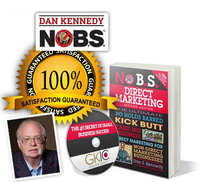 Send My Entire Collection Of Dan Kennedy Marketing Material In 24 Hrs Guaranteed