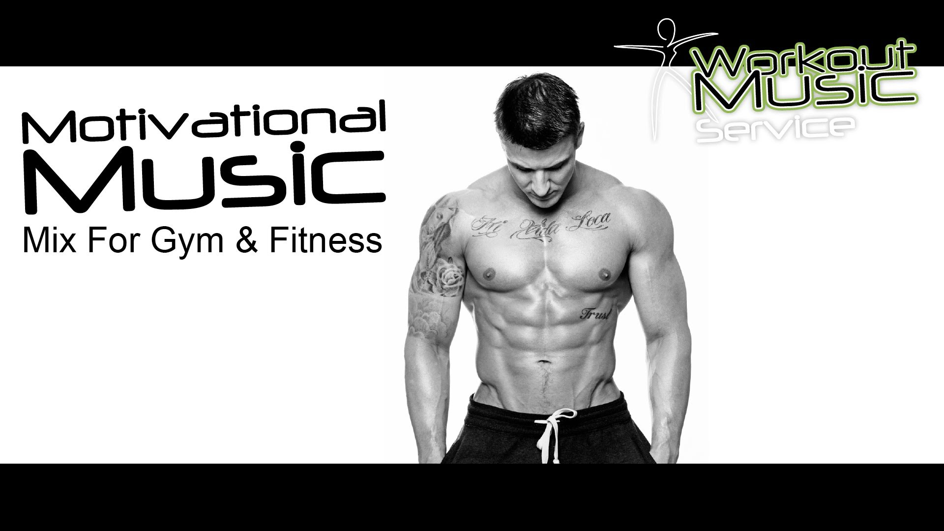 Offer You The Best Motivational Music Of Fitness And Workout