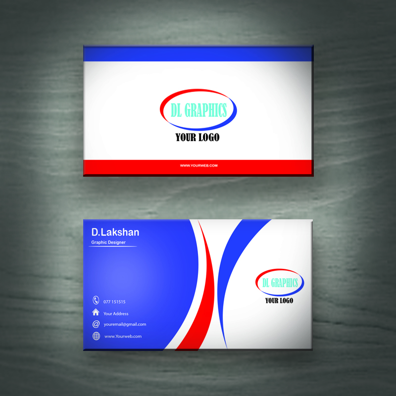 design a Professional and unique Business Card