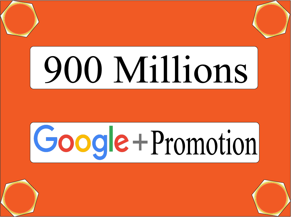 Advertising your Link to 900 Millions Google Plus Groups Peoples for $5