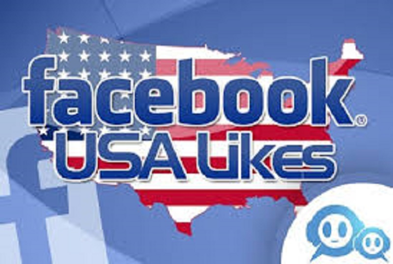 Provide you 100+ Real & Active USA Fan page Likes