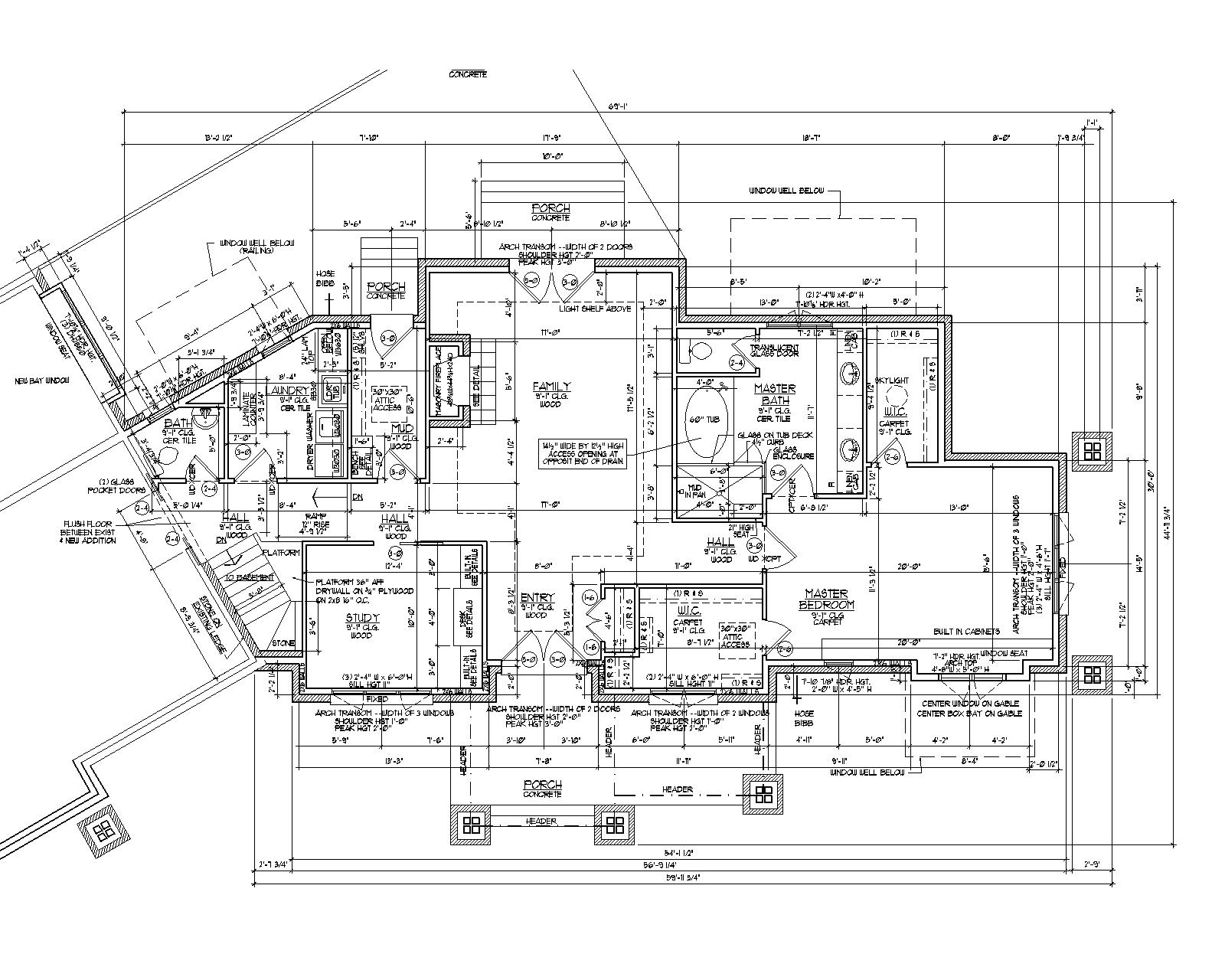Make Architectural Drawings In Autocad