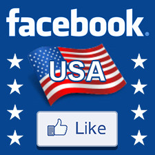 Provide you 300+ Genuine Stable USA Facebook Fan page likes
