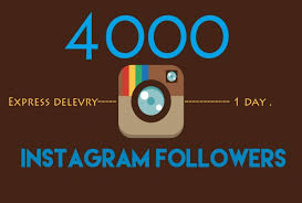 Add 4000+ Super Fast Instagram Followers within 2-3 hours