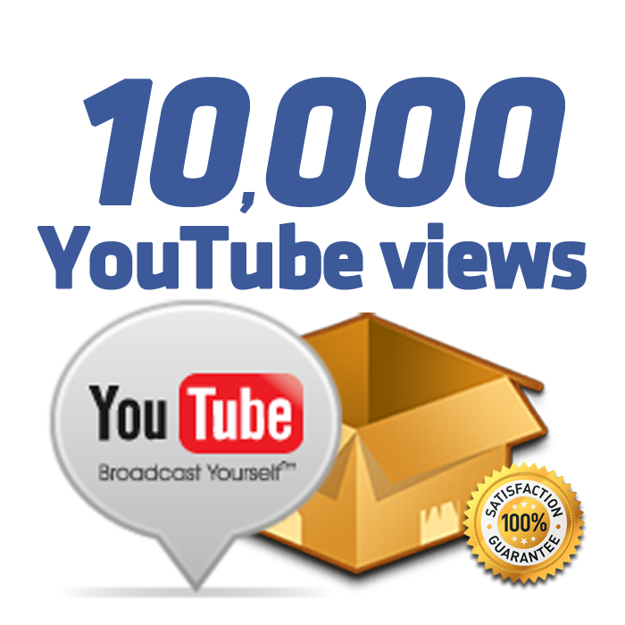 Adsense Safe 10,000 Youtube Views+200 Likes to your video within 2-3 hours