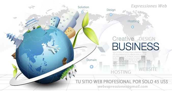I CREARE ORIGINALITY AND CREATIVITY WITH YOUR WEB SITE TO AN INCREDIBLE PRICE