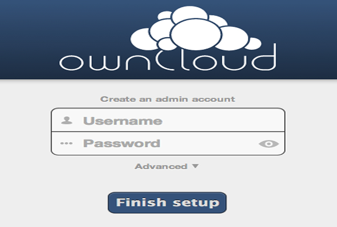 setup your owncloud dropbox clone on your hosting