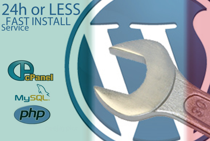 install, configure or transfer Wordpress Site for