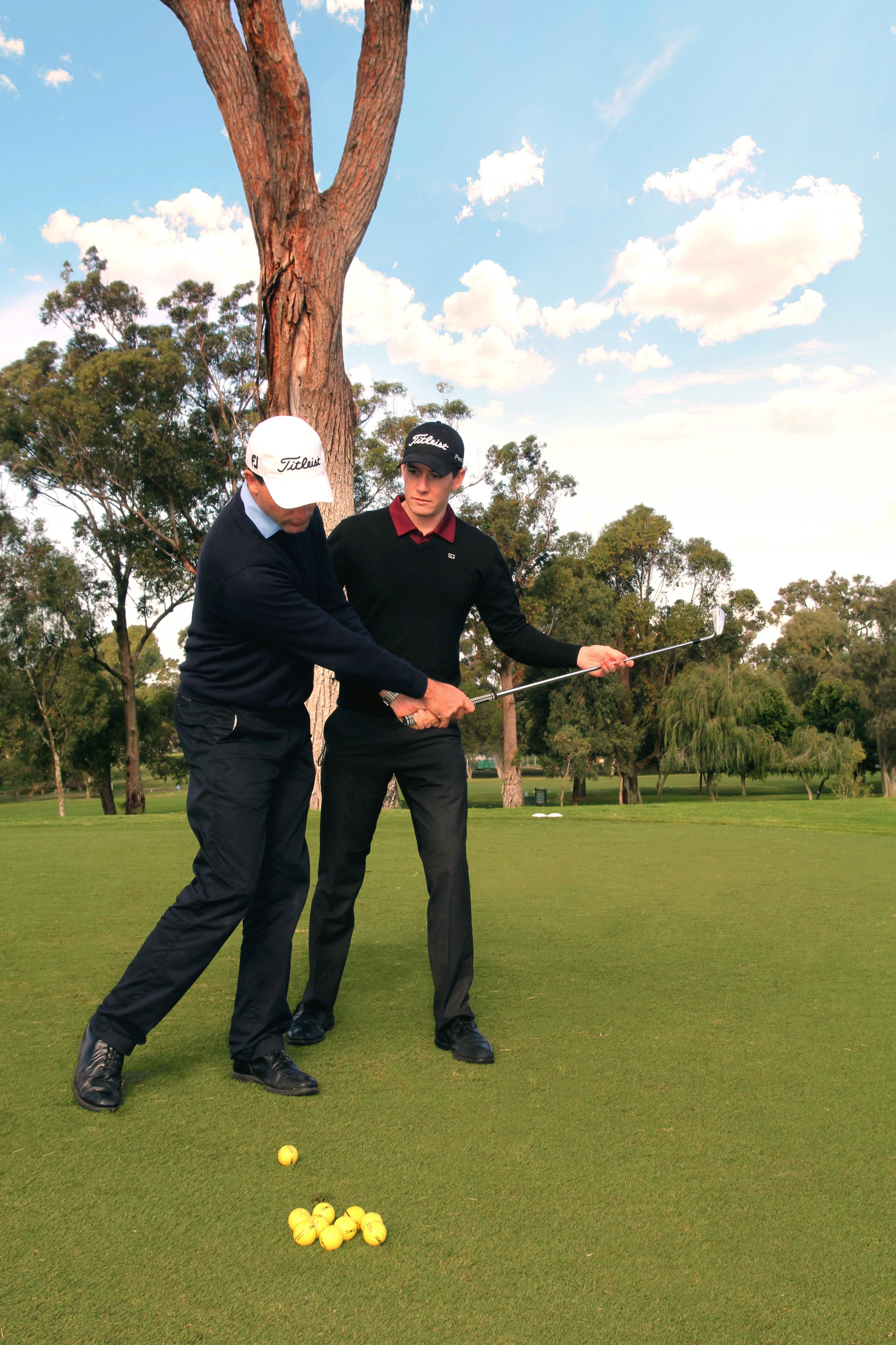 analyse and fix your golf swing – PGA Certified