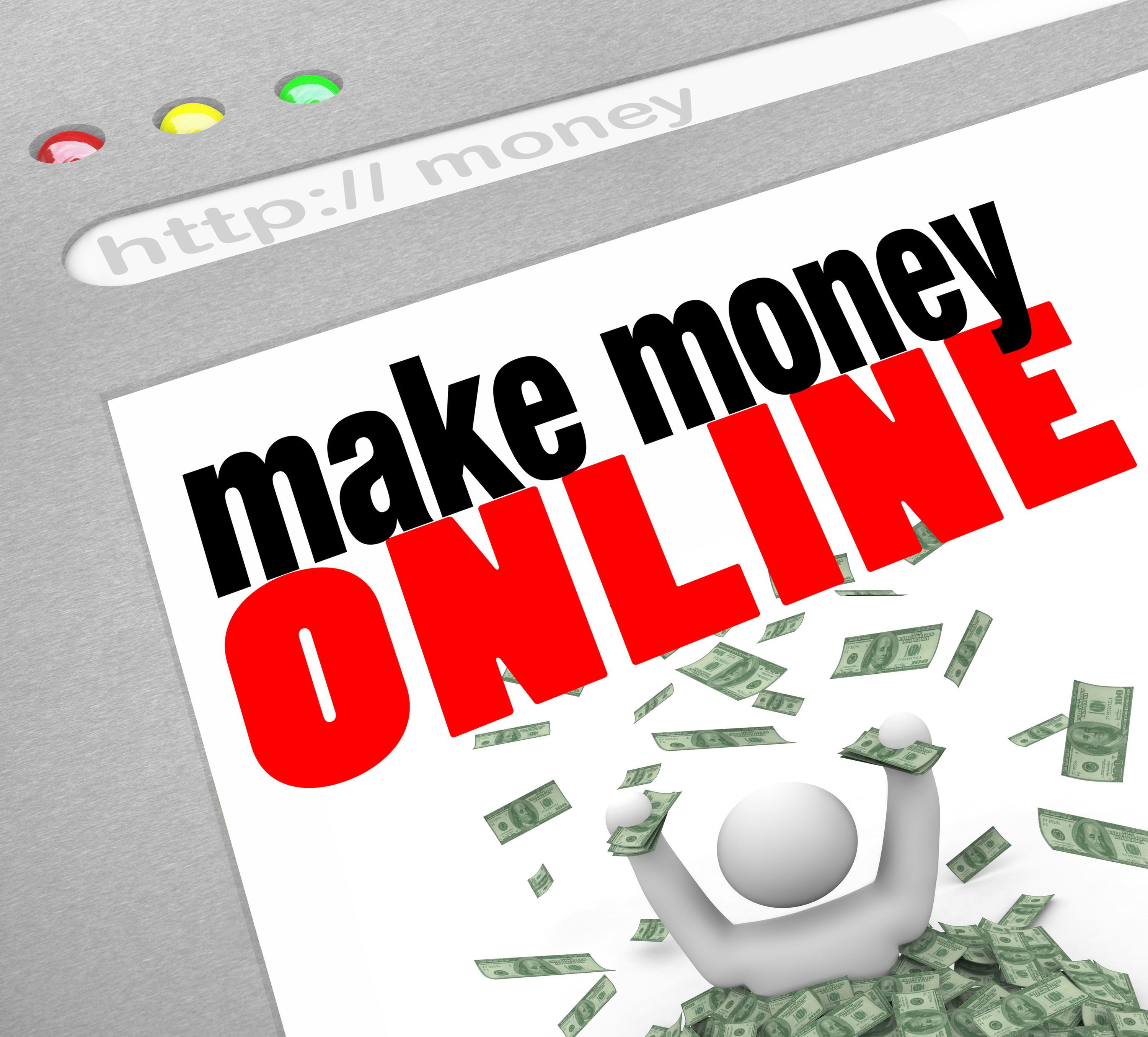 teach you how to make money online.