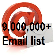 Provide You Over 1.5billion REAL Email List + Free Powerful Software