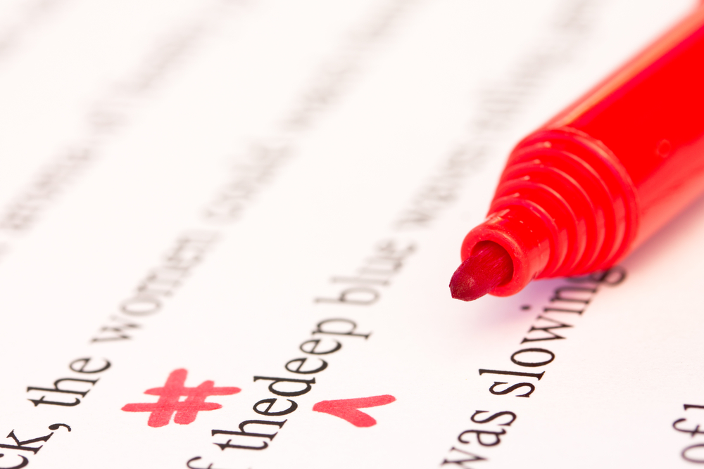 proofread and edit your document up to 10000 words