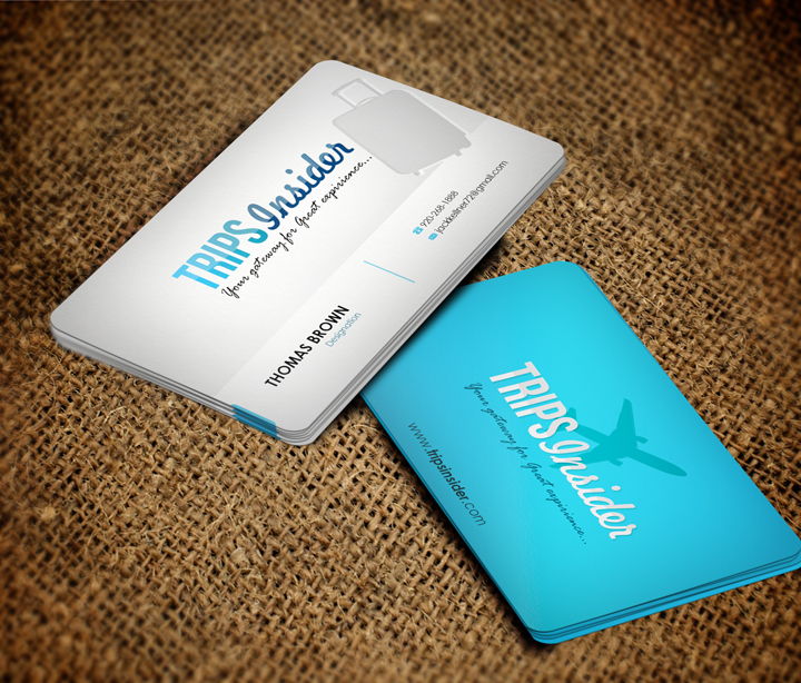 will design your next business card