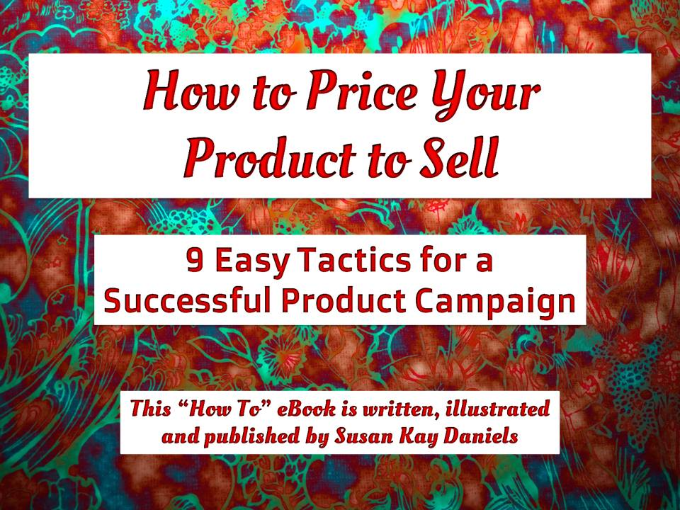 give you How to Price Your Product eBook