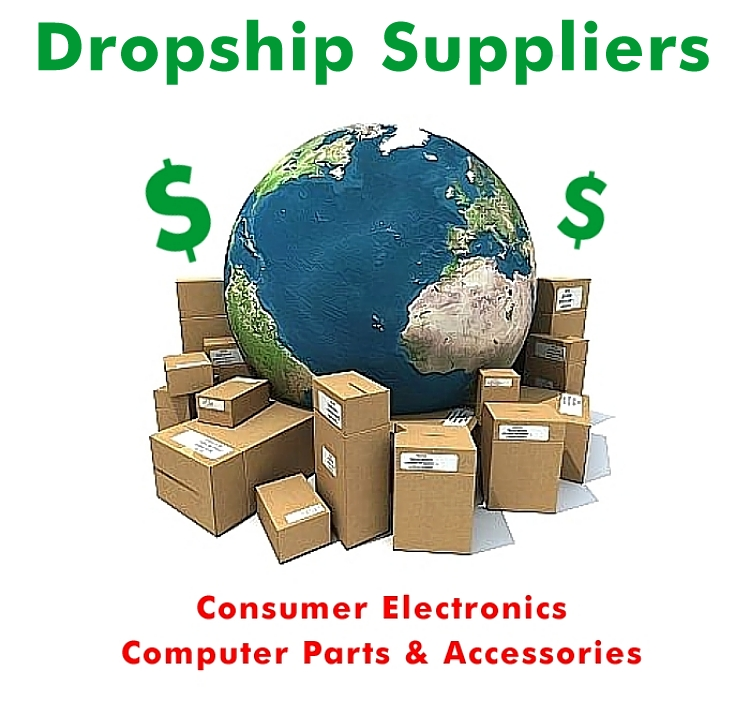give you a consumer electronics, computer and mobile accessories dropshipper list
