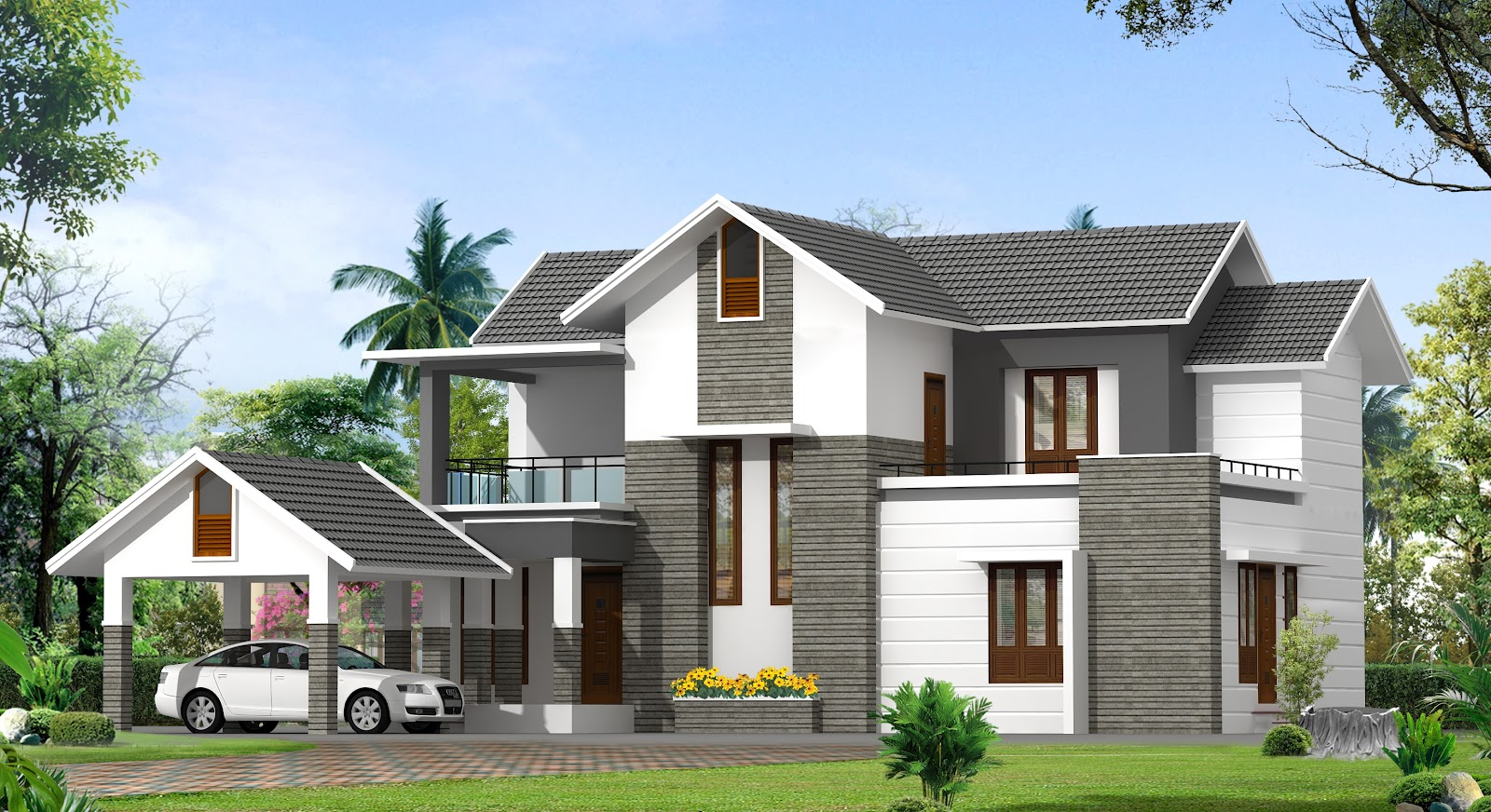 design 3D models and plans of buildings
