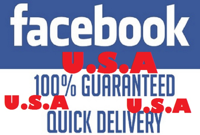 Give You 100 Real And Active USA Facebook Likes