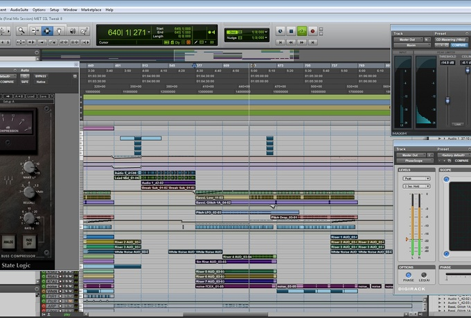 master your music or audio project in 24 H