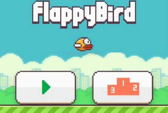 send you the famous flappy bird [Original Version] for Androids