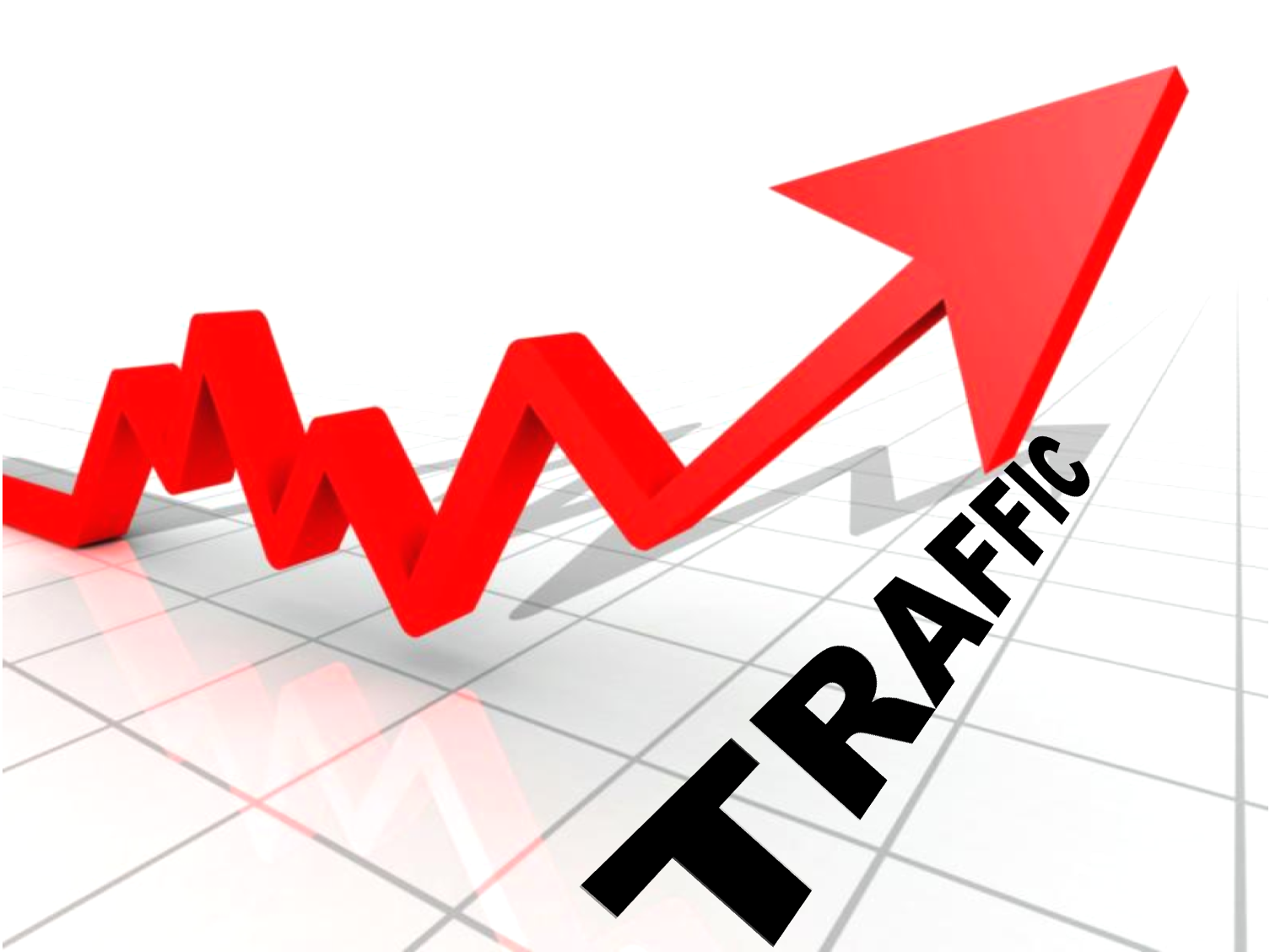 drive UNLIMITED real traffic to your website
