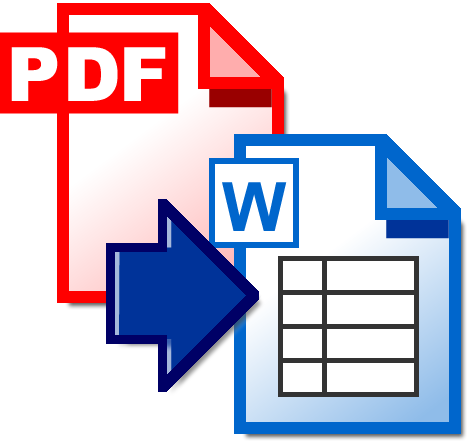 manually convert worded images or pdfs to word document accurately and quickly