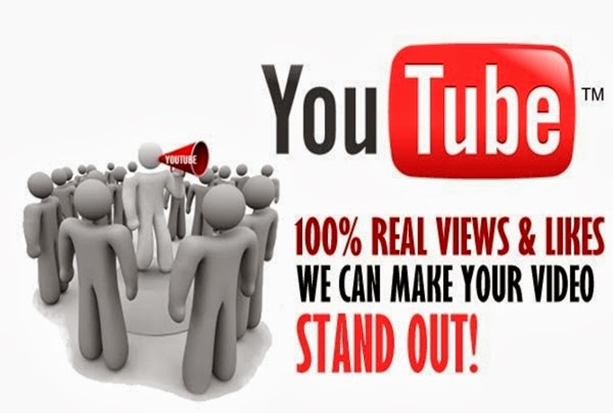 provide you 140 000 REAL permanent youtube views