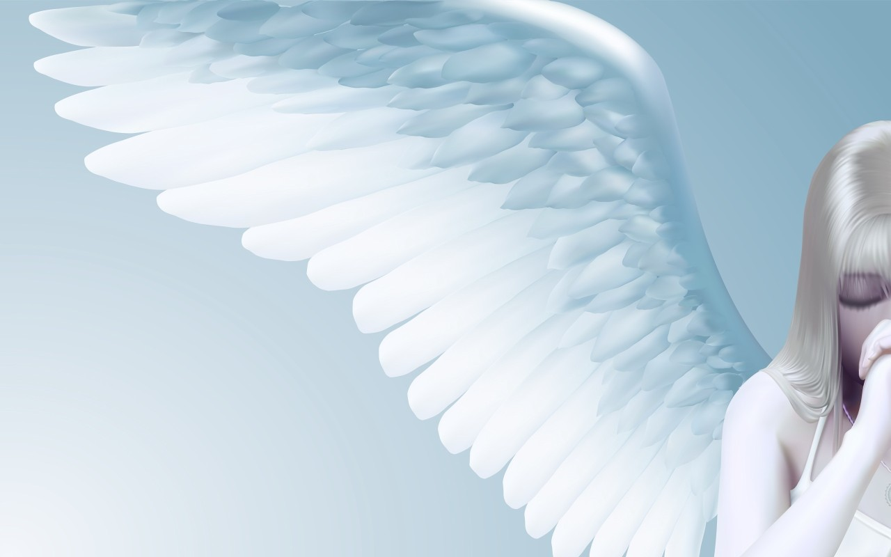 provide a message from the angels for you.