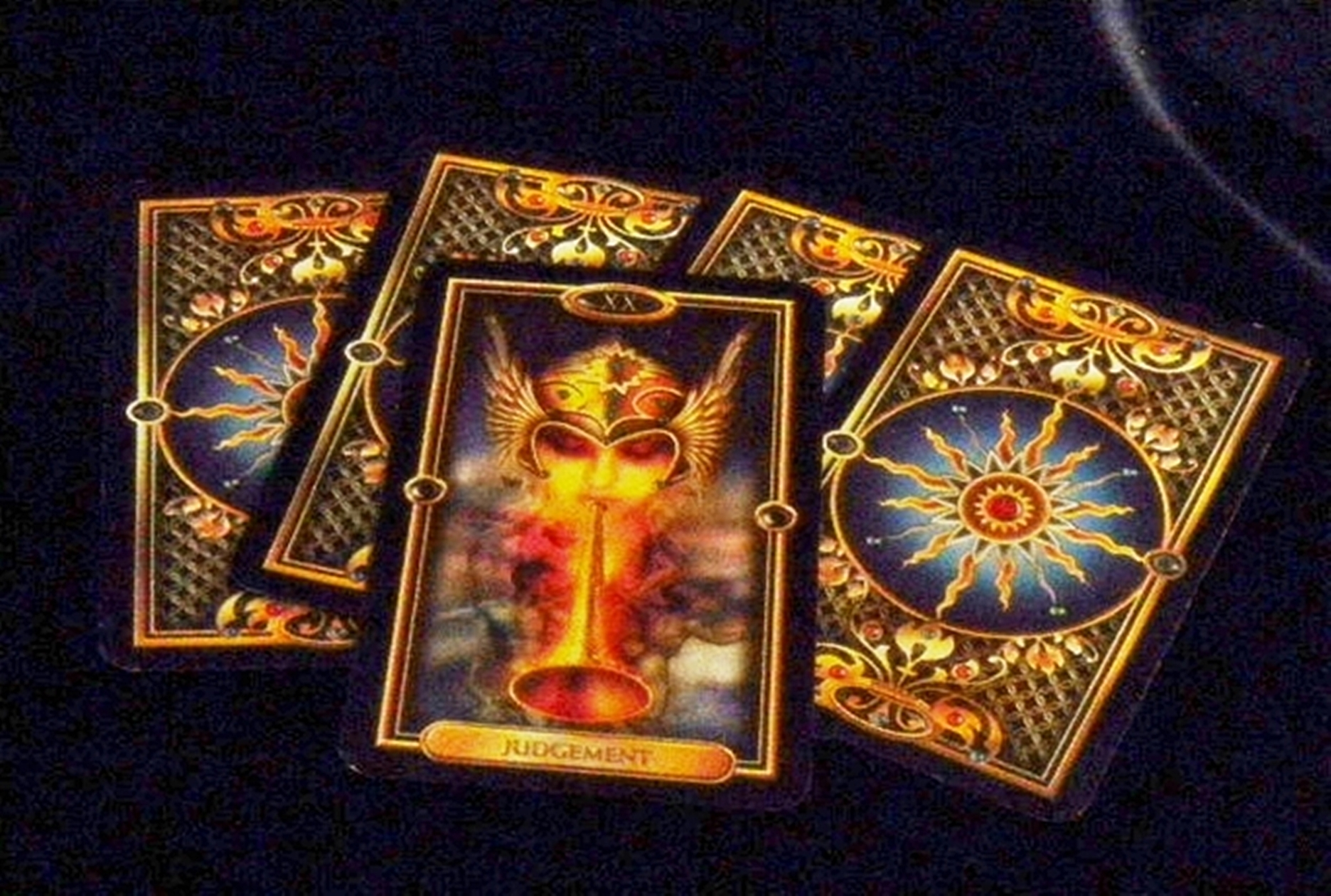 Answer one question in detail through tarot and clairvoyance