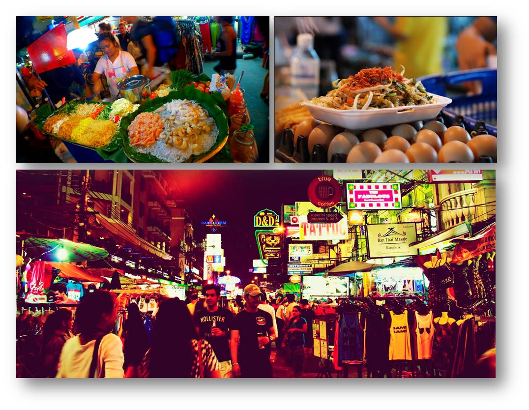 answer 10 questions about Trip in Thailand frankly