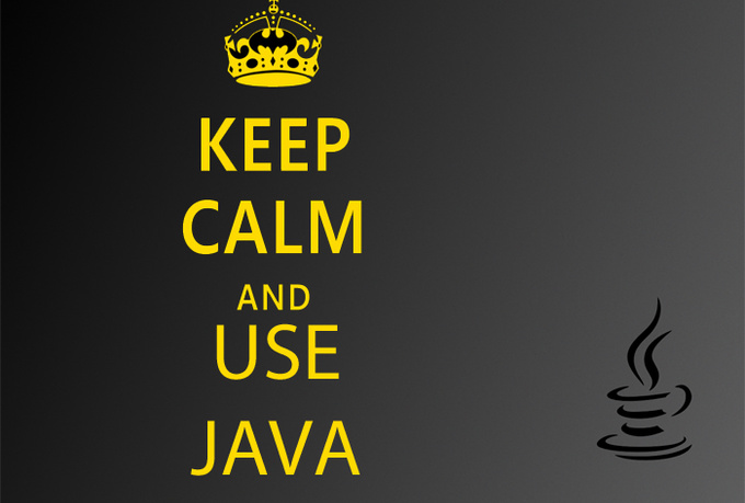 do you java and python assignments