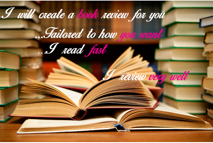 create a book review for you