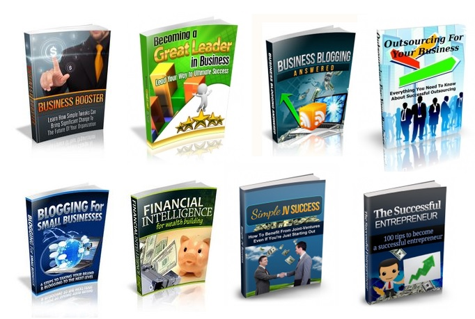 give you 50 Business Ebooks