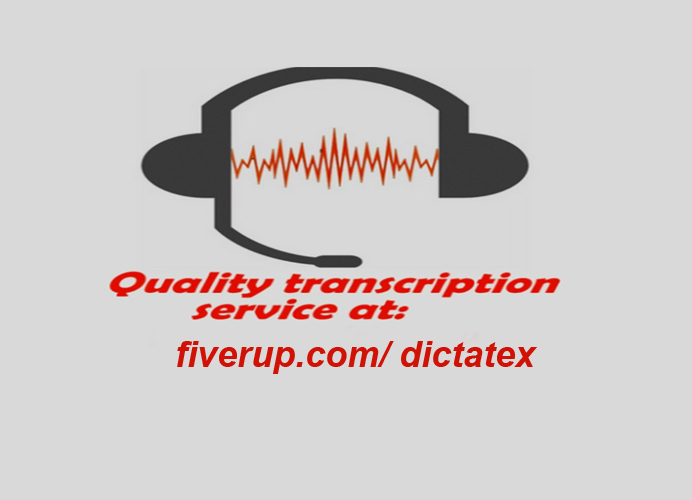 accurately transcribe 5 minute audio file