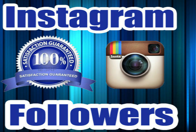 GET you 2000 High Quality INSTAGRAM FOLLOWERS