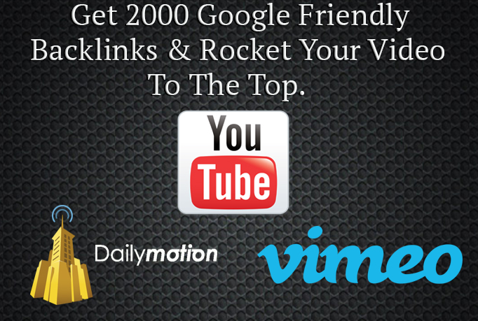rocket your video to the top of search engines