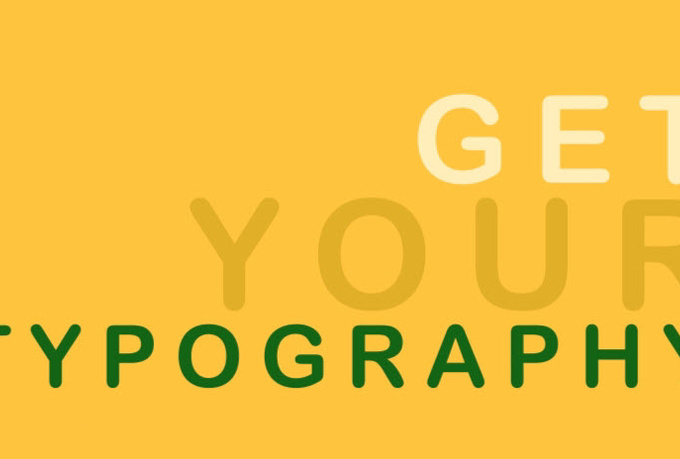 create a unique TYPOGRAPHY hd animation video