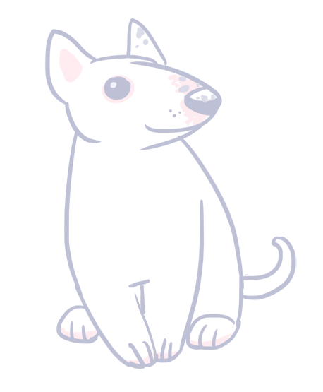 draw your super cool dog!
