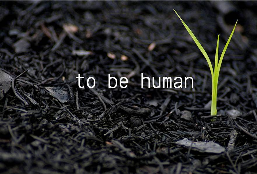 be human, donate, help someone who need it