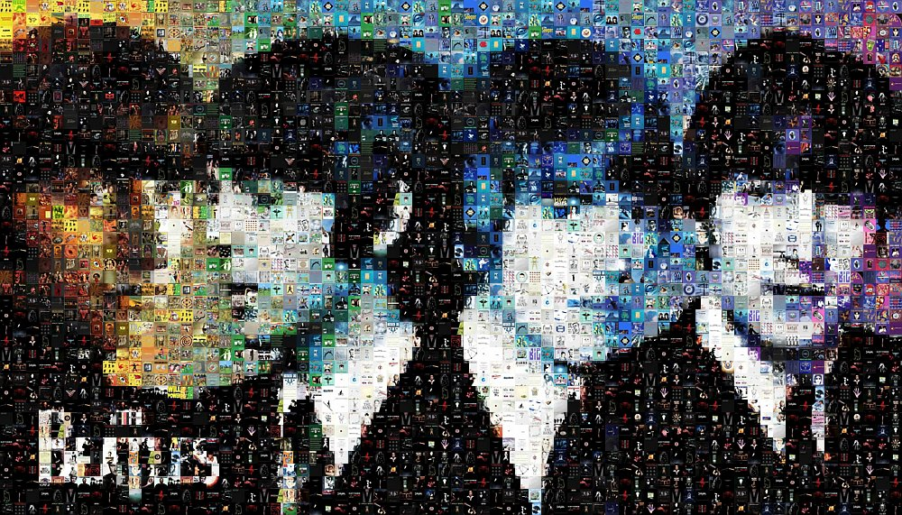 do a photo mosaic for you