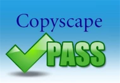 give you 3 UNIQUE quality articles for your blog copyscape checked In 24hrs