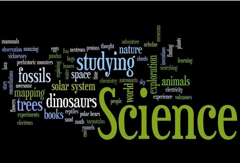do ASSIGNMENTS and presentations of science subjects