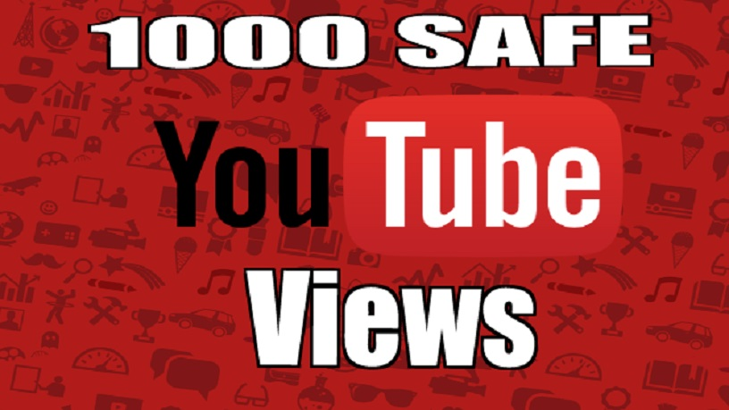 1000 *REAL HUMAN* YouTube Views 50 likes 50 subcribes 50 favorites and 10 comments youtube