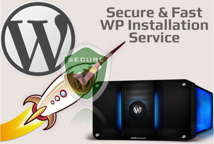 Secure Install and Configure Your Wordpress