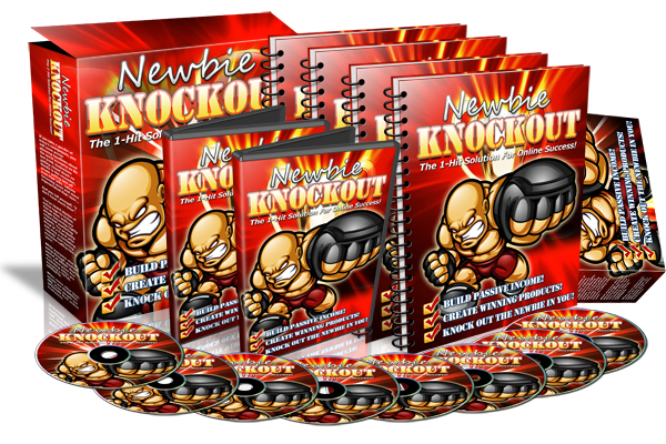 give you the complete Newbie Knockout Online Marketing Course