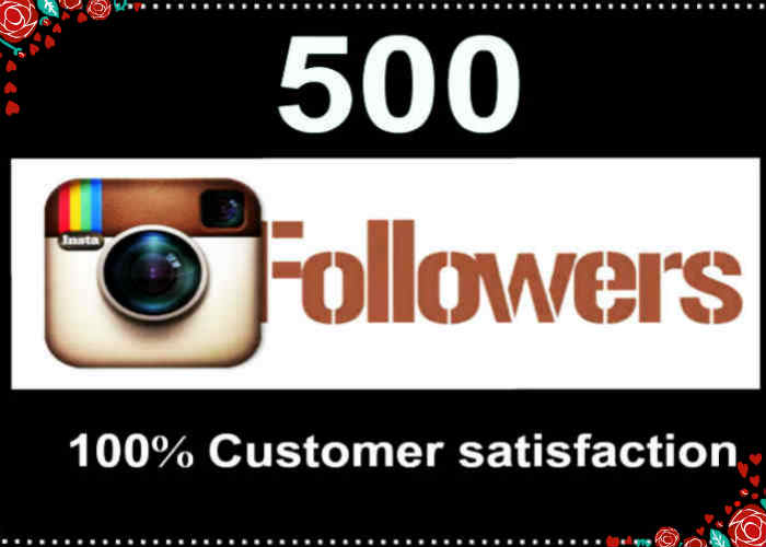 add 500 Instagram Followers in 30 Minutes Express delivery