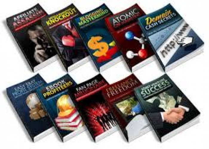give you 100 Online Marketing eBooks