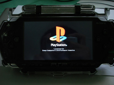 convert 5 ps1 game to psp